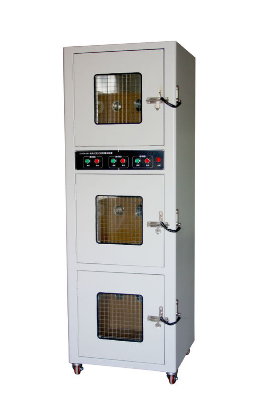 Explosion Proof Battery Testing Chamber Over Charge Discharge Test Chamber