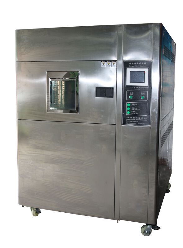 Energy Saving Double Duty Fast Temperature Change Environmental Thermal Shock Test Chamber for Military Industry
